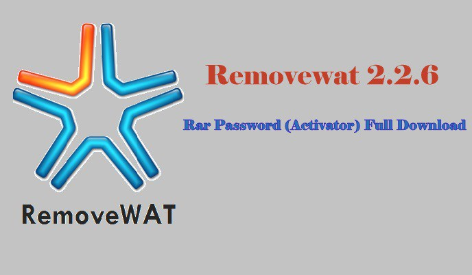 removewat 2.2 6 free download for windows 7 32bit