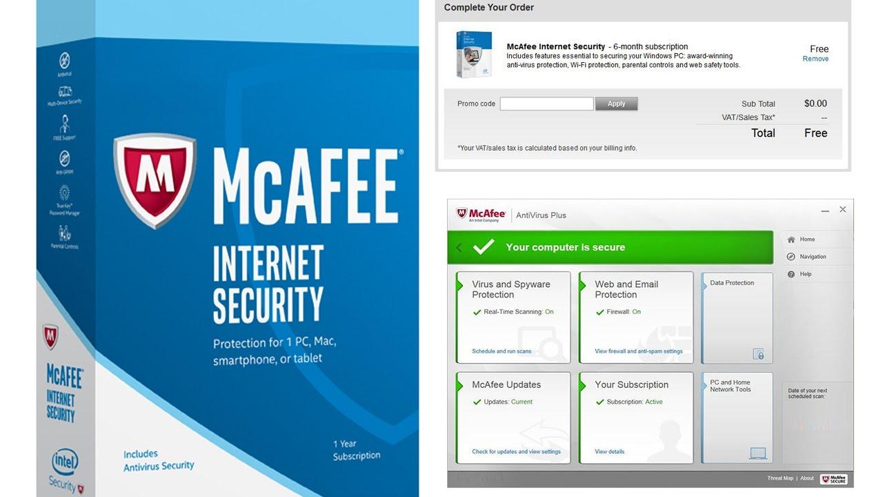 mcafee livesafe activation code 2018