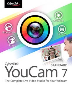CyberLink Youcam Deluxe Crack + Latest Version [24 August