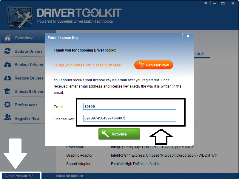 Driver Toolkit Pro 8 5 Crack With 100% Working License Key