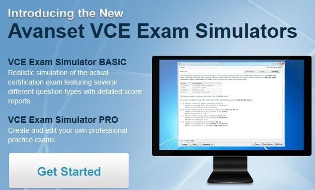 vce exam simulator full apk