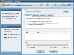 rar password recovery cracked version