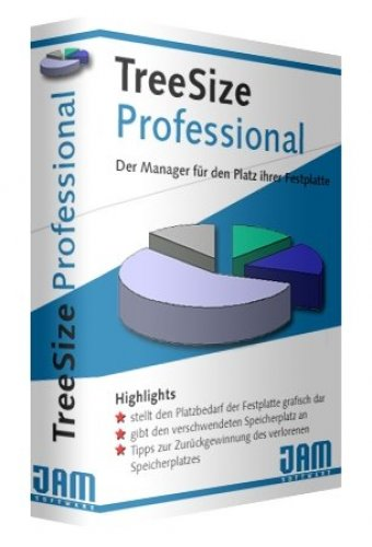 TreeSize Professional 5.5.1.780 serial key or number