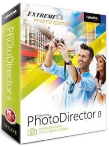 CyberLink PhotoDirector 8.0 Crack Download Free