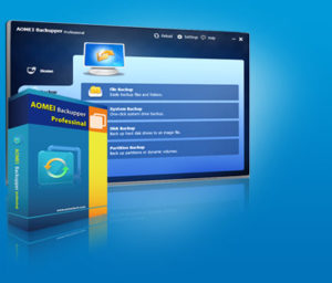 AOMEI BackUpper Pro 4.0 Crack With License Key Free Download