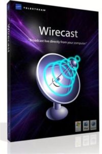 Wirecast Pro 7 Crack With Serial Key Download Free
