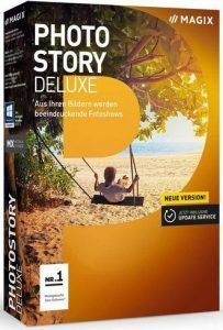 Magix Photostory 2018 Deluxe Crack + License Key Free Download