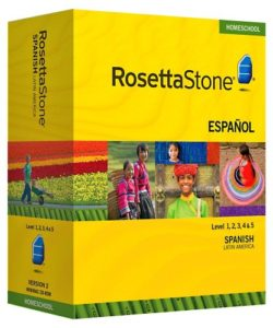 Rosetta stone spanish crack