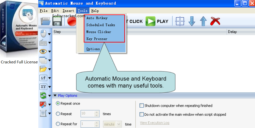 mouse and keyboard recorder full cracked
