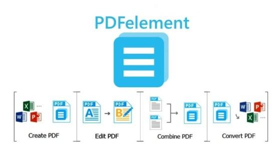 Wondershare PDFelement Crack + Activation Key Free Download