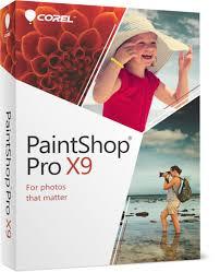 Corel PaintShop Pro X9 Crack + Activation Key Free Download