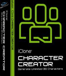IClone Character Creator Crack With Updated Keygen [26