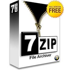 7-Zip Portable Crack With Latest Version {April 2019