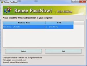 Renee Passnow Free Download With Full version {May 2019