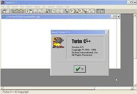 Turbo C++ 4.5 For Windows 10,7 64 Bit + Activation Key
