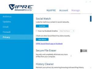 VIPRE Internet Security Pro 10 Crack + License key