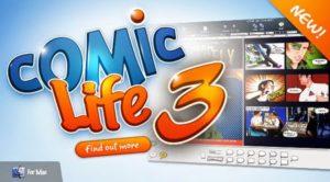 Comic Life 3 Full Crack + License key Free Download