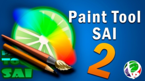 PaintTool SAI 2 Crack + License Key Free Download