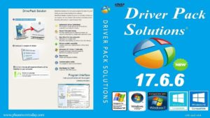 Driver Pack Solution 17.6.6 ISO Download Free