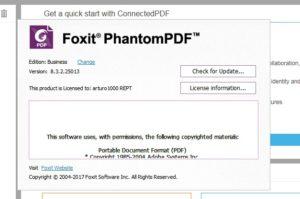 Foxit Pdf Editor License Key