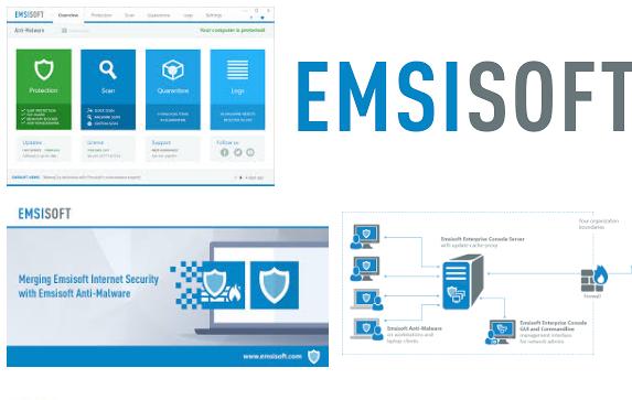 Emsisoft Anti-Malware Crack + License Key Free Download
