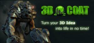 3D Coat 4.8 Full crack + Activation Key Free Download