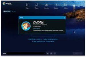 DVDFab 10.0.9.5 Crack + Activation Key Free Download