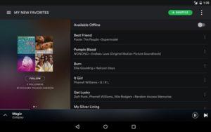Spotify Music Premium Mod APK Online + Activation Key Free Download