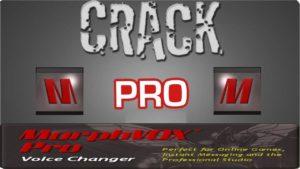 morphvox pro crack + License Keygen