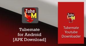 tubemate 2.2 5 video download