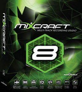 Mixcraft Crack + Activation Code Download Free