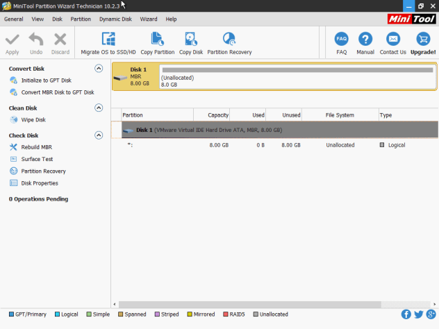 minitool partition wizard 10.3 serial key