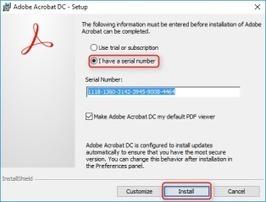 Adobe Acrobat Pro DC Crack + Activation Code [10 August 2019