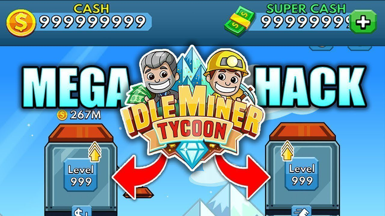 Idle Miner Tycoon Mod APK {Updated} {April 2019