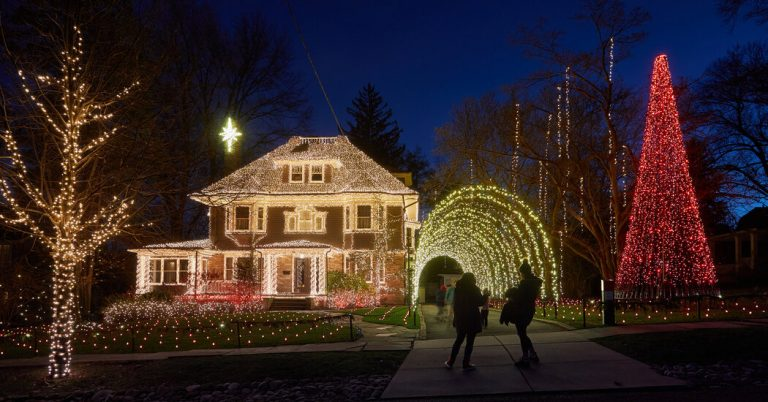 Outdoor Christmas Lights for Non-Christians
