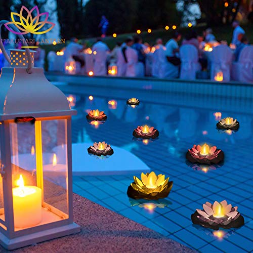 Best Floating Pool Candles