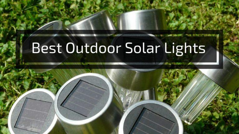 Top Uses of Outdoor Solar Lighting