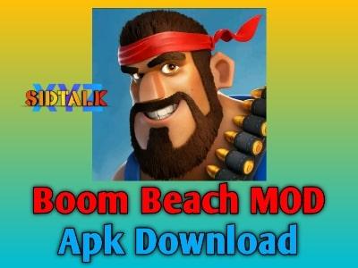 Boom Beach Mod APK Download Full Latest Version [2021]