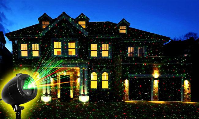 10 Best Christmas Light Projectors Reviews (Update Jan 2021)