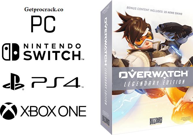 Overwatch Crack + Latest Version Free Download [2021]