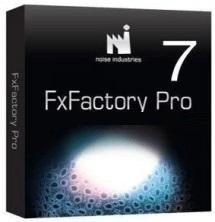 FxFactory Pro 7.1.5 Crack + Serial Key Latest [2021]