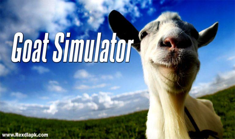 Goat Simulator Mod Apk Unlocked 2021 (100% Working)