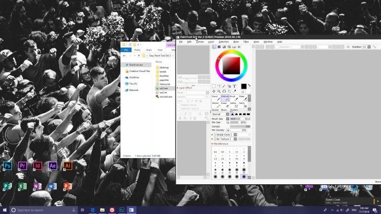 Paint Tool Sai 2 Crack Full Version Latest Download [2021]